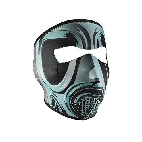 - Zanheadgear Neoprene Full Face Mask, Gas Mask