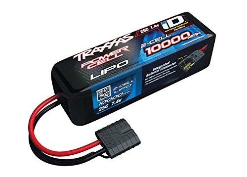 Traxxas 10000mAh 7.4V 2-Cell 25C Lipo Battery