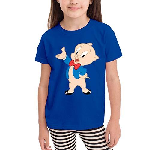 Sunshine Store Porky Pig Classic Pose Children's Kid's 2-6years T-Shirt
