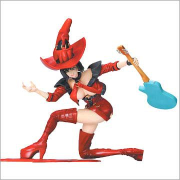 Guilty Gear XX Ino Ino Ino (I-NO) SR-DX finished product (japan import) c785fb