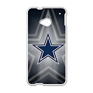 Happy dallas cowboys Phone Case for HTC One M7