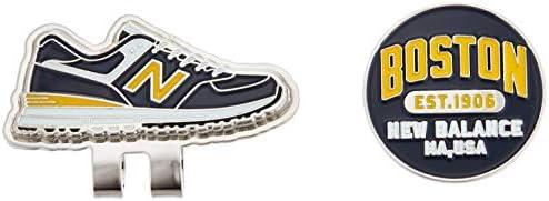 [継続定番商品] ボールマーカー シューズ型 (マーカー:25mm) / 012-0984018 / ゴルフ クリップ 120_