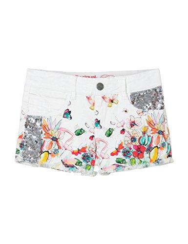 Desigual Girls' Denim Shorts Abad, Sizes 5-14 (9/10) by Desigual