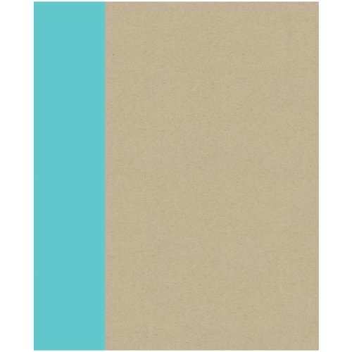 Simple Stories Snap Album,6 by 8-Inch, Teal ()
