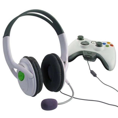 Headset with Microphone for Xbox 360