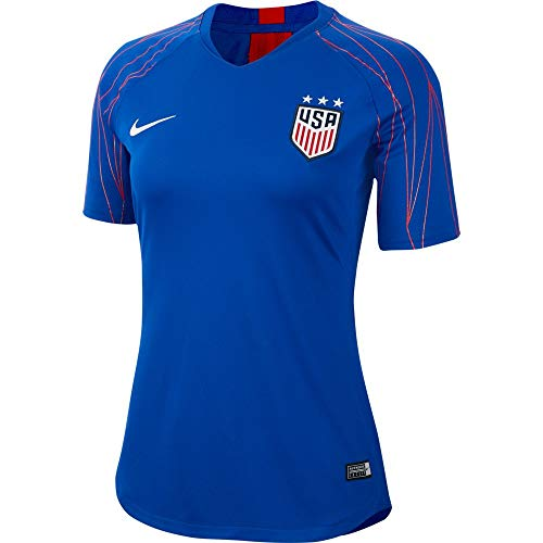 (Nike USA 2019-20 Dry Squad SS Women's Top M)