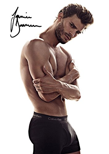 Fifty 50 Shades Of Grey Movie Print Jamie Dornan (11.7