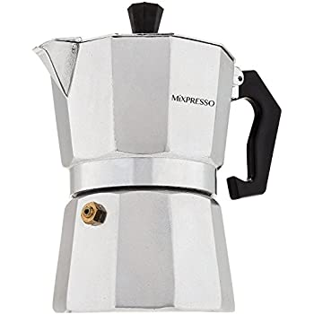 Moka Pot Coffee Maker- Stovetop Espresso Maker Easy To Use And Clean Italian Design For Best Espresso Coffee - By Mixpresso Coffee