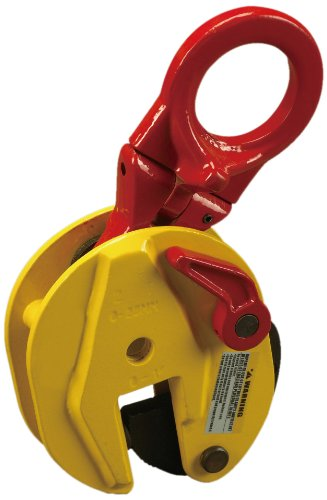JLTC CD0.8 Universal Plate Clamp, 1760 lb Working Load Limit by JLTC (Image #2)