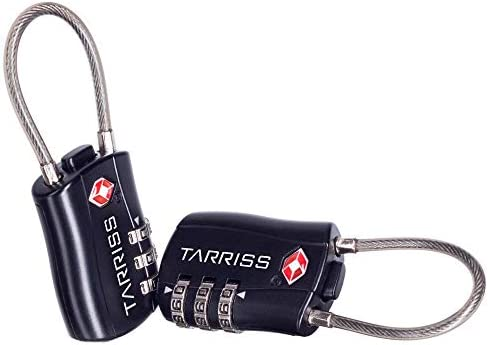 Tarriss TSA Lock Pack Black product image