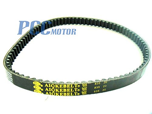 835 20 30 SCOOTER Drive Belt 150CC GY6 GY-6 ATV GO KART BT03 (Best Tank For Rx200)
