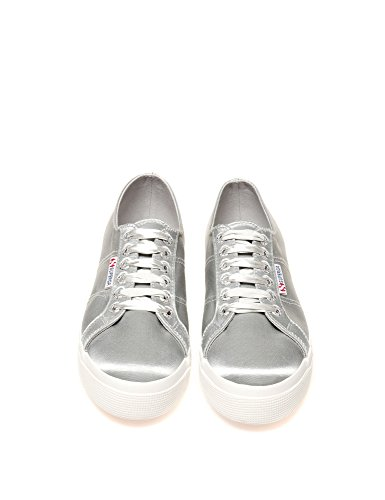 Sneakers Donna Superleghe 2730-satinw In Oro 100% Poliestere