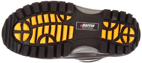 Baffin Mens Arbetshäst Arbets Boot Svart