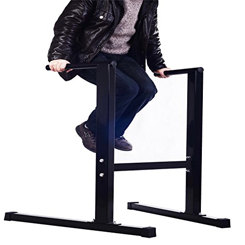 New MTN G Dipping station Dip Stand Pull Push Up Bar Fitness Exercise Workout