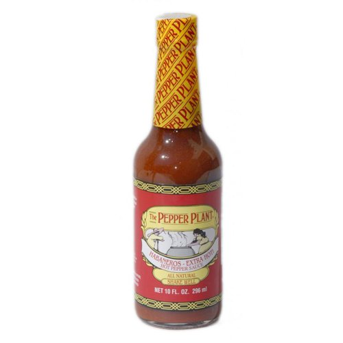 The Pepper Plant Habanero Hot Sauce 10 Fl. Oz. ()