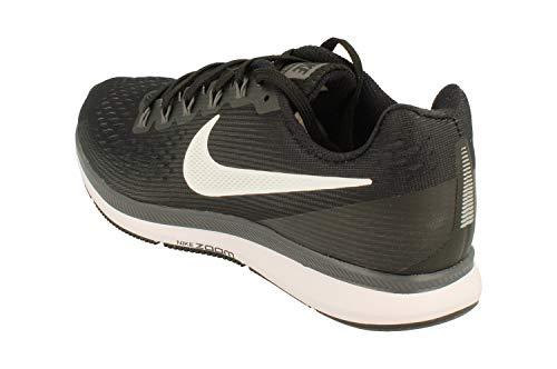 1a2b2639f4 Nike Air Zoom Pegasus 34 Mens Running Trainers 880555 Sneakers Shoes (UK 11 US  12 EU 46, Black White Dark Grey 001)