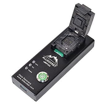BGA529-USB Socket, eMCP529 Socket Reader for Galaxy Note4 KMR210008M