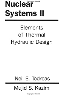 Nuclear systems volume i thermal hydraulic fundamentals second nuclear systems volume 2 elements of thermal design fandeluxe Images