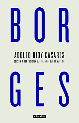 Descargar Libro Borges Adolfo Bioy Casares