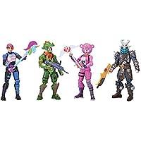 4 Pack Fortnite Squad Mode Core Figures