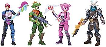 4 Pk Fortnite Squad Mode Core Figures