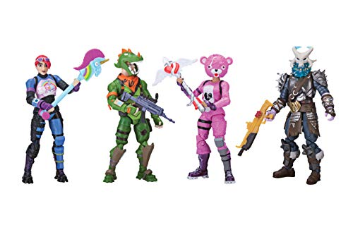 Toys : Fortnite Squad Mode 4 Figure Pack