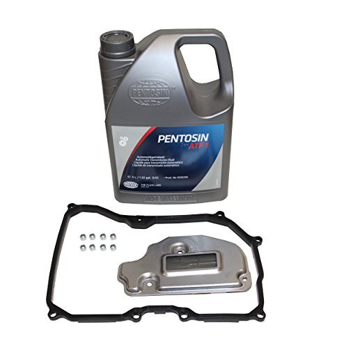 Pentosin 1058206-KIT-2 Automatic Transmission Fluid Service Kit, 169.05 Ounces