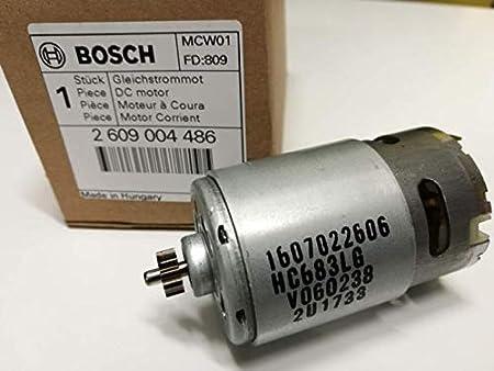 Bosch 2609004486 - Motor para PSR14.4LI-2 PSR14,4 LI-2 2 609004486 ...