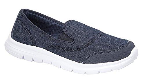Dek - Zapatillas de Material Sintético para mujer azul vaquero