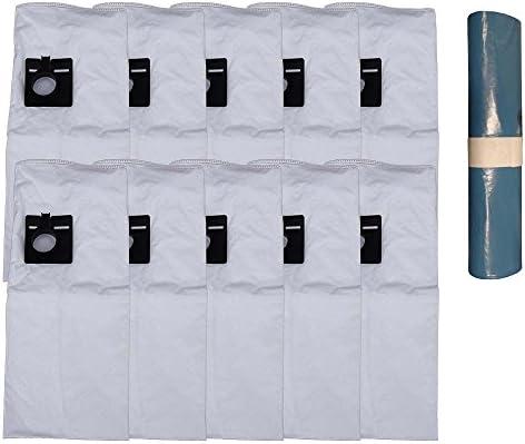 10 Premium Bolsa fürfür Aspiradora Compatible con Festool ct22 ctl22 ctm22 ct CTL CTM 22 Incluye 1 Rollo 120L Bolsas de basura azules: Amazon.es: Hogar