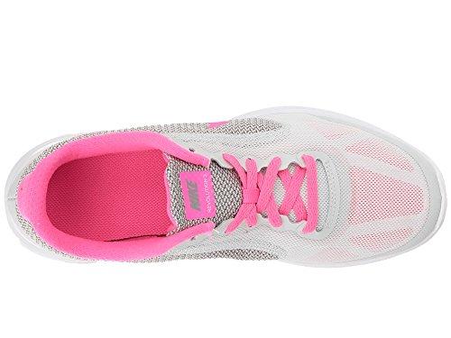 Platinum wolf gs Blast Pure bambini Revolution pink white Unisex Nikerevolution Nike 3 Grey avwHxS