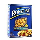Ronzoni Shells, Medium 16 oz (Pack Of 12)