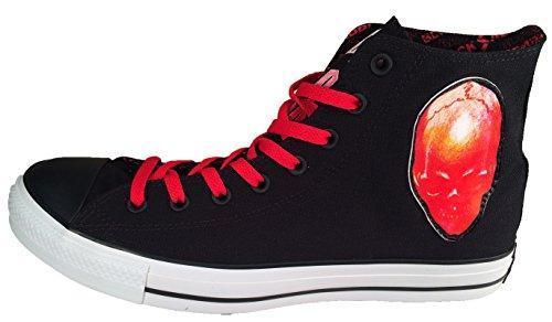 Chuck Taylor Sabbath Black Sneakers Converse Sabbath Alien Logo Bloody wqAdRnn5