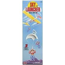 Guillow's Sky Launcher Balsa Wood Airplane Model Kit