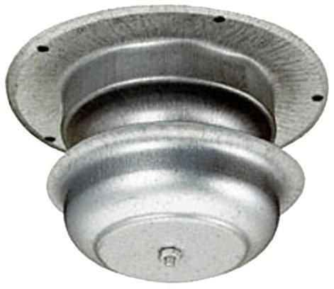 Ventline (V2084) 2'' Metal Plumbing Vent Cap (Quantity 6) by Ventline