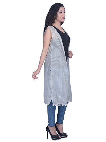 Creation Chanderi Flavia for Girls Stylish Shrugs Ezqq6w