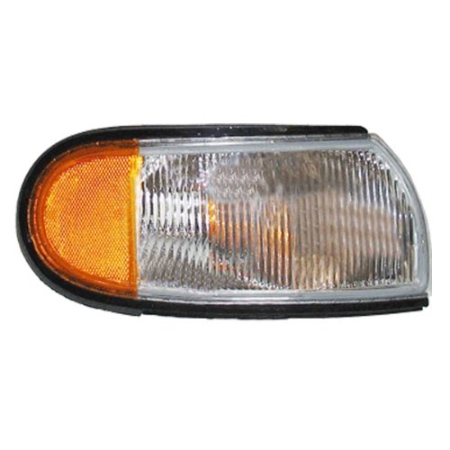 1993-1994-1995 Nissan Quest & Mercury Villager Corner Park Lamp Turn Signal Marker Light Right Passenger Side (93 94 95)
