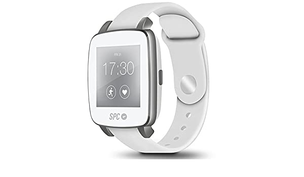 Spc SPC9610B - Smartwatch, color blanco: Amazon.es: Electrónica