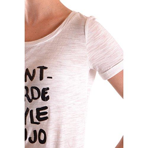 Camiseta Manga Corta Liu Jo blanco