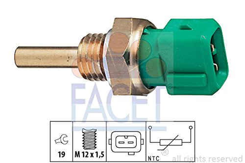 Facet - 7.3211 - Coolant/Oil/Fuel Temperature Senders
