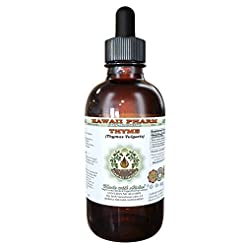 Thyme Alcohol-FREE Liquid Extract, Organ...
