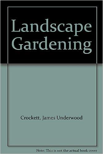 Download Landscape Gardening PDF, azw (Kindle), ePub
