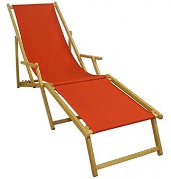 Terracotta Transat Bain Holz Erst Chaise De Soleil Longue Jardin mn80vwNOyP