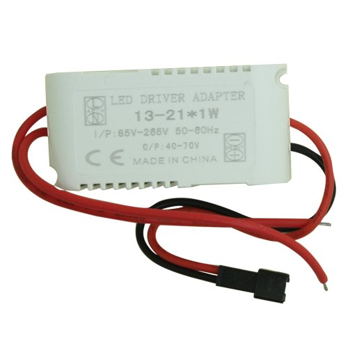 ESUMIC 85-265V Home Light LED Power Supply Driver Electronic Transformer (13-21W)