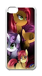 Personality customization My Little Pony fan art. So pretty! Hard Case for Iphone 5c. By Y-inc.case