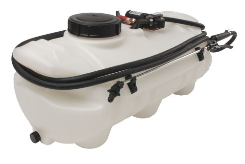 Precision Products TCS15 Spot Sprayer, 12-Volt, 15-Gallon - Polyethylene Tank Compression Sprayer