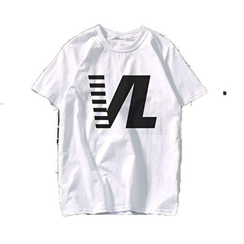 du ming The Great Nipsey Printed Men T Shirt Hip Hop Tshirt Harajuku Streetwear 15 M