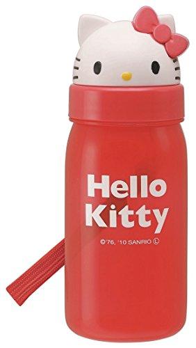 - SANRIO Die-Cut Straw-Type Blow Bottle [Hello Kitty]