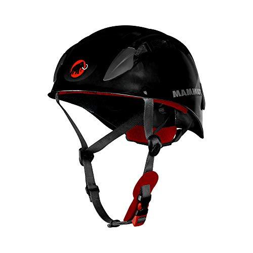(Mammut Skywalker 2 Climbing Helmet - Black/Black)