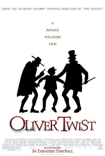 (POSTER-OLIVER TWIST ORIGINAL ROLLED MOVIE POSTER)